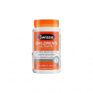 Swisse 儿童复合维生素 120片